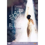 Lady Sings The Blues - A História De Billie Holiday - Dvd