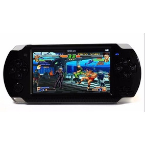 Mp6 Mp5 Mp4 Psp Consola De Juegos Game Player 8gb Camara Fm