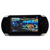 Mp6 Mp5 Mp4 Psp Consola De Juegos Game Player 8gb Camara Fm
