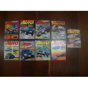 Revistas Auto Esporte 95/96 Clio Mille Palio Preço Unit R436