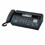Fax De Papel Term Panasonic Contestador Guillotina Kxft988