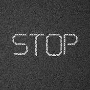 Kit Palabra Stop - Placa