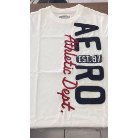 Aeropostale Falsa - Camisetas Manga Curta para Masculino no Mercado ... 7637ec28ccb1a