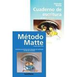 Pack Método Matte De Aprendizaje De La Lectura Y Escritura