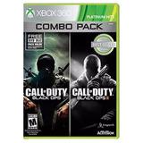 Call Of Duty: Black Ops I & Ii Xbox 360 Sellado Oferta