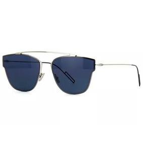 Óculos De Sol Christian Dior 204 Preto Azulado Feminino Chic 40f4a3c5b5