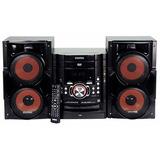 Minicomponente Daewoo Audio Usb Sd Dvd Display Lcd Pintumm