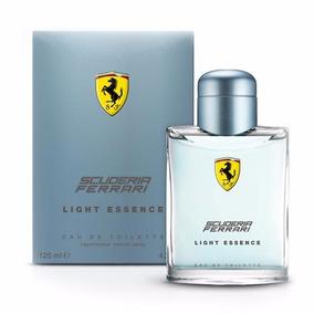 Perfume Ferrari Light Essence Caballero 125ml Original #