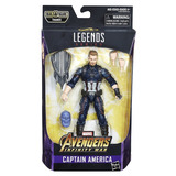 Marvel Legends Avengers Infinity War 6-inch Captain America