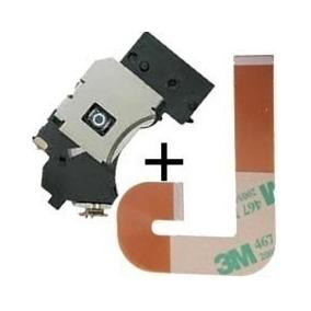 Kit Leitor Óptico Ps2 Slim Pvr-802w + Flat J Ps2 90xxx