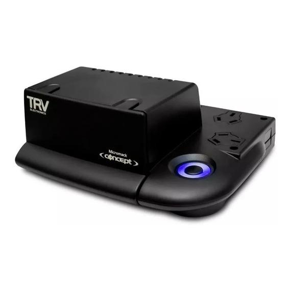 Estabilizador De Tensión Pc 5 Toma Trv Consolas Ps4 Xbox Led