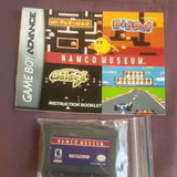 Namco Museum - Namco / Gameboy Advance Gba - Ds