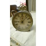 Antiguo Reloj Despertador,con Alarma ,no Funciona, Zenith