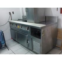 Estufa A Vapor Baño Maria / Refrigerator. Restaurantero