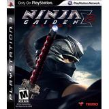 Ninja Gaiden Sigma 2 Ps3 Grom Games