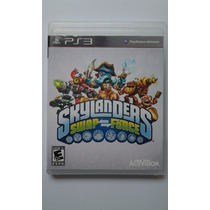 Ps3 Skylanders Swap Force $250 Pesos - Seminuevo - V / C