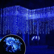 Serie Azul 10m 100led Navidad Fiesta Xv Años Halloween 110v