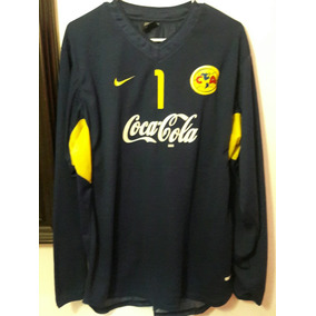 Jersey De Portero Guillermo Ochoa Águilas Del América Nike