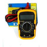 Tester Multimetro Digital Dt-830d Probador Electronica Tiend