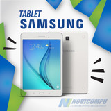 Tablet Samung 8 Pulgadas T350 16gb, White