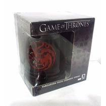 Tarro De Ceramica De La Casa Targaryen Juego De Tronos