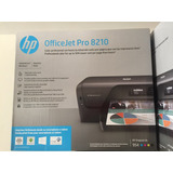 Impresora Hp Officejet Pro 8210 Tinta Color Nuevas