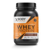Proteina Whey Protein X Body Evolution Orange Xtreme 907g