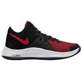 Botin Baloncesto Nike Ao4430006 Air Hombre Negro 25-29 Q3