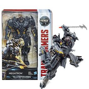Transformers 5 The Last Knight Megatron Voyager Premier