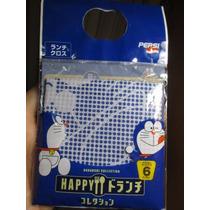 Doraemon Brinde Da Pepsi Japão Mini Toalha Rara Lacrada