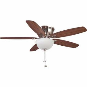 Ventilador De Techo Honeywell Eastover, Níquel 52 Nuevo