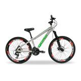 Bike Gios Frx Aro Vmaxx 26 Shimano 21v Freio Disco Vmaxx Bca