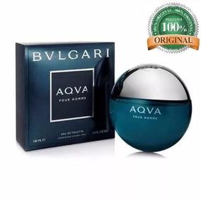 Perfume Mascul Bvlgari Aqva Pour Homme 100ml Original Bd8024