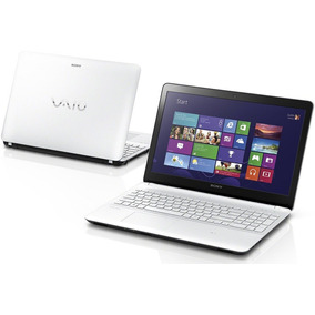 Notebook Sony Vaio Fit I5 4gb 500hd 15,5