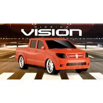 Mini Pick Up Vision Hiluxy