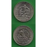 Grr-mx,moneda México 200 Pesos 1986 Mundial Fútbol México