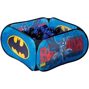 Piscina De Bolinhas Batman Art Brink