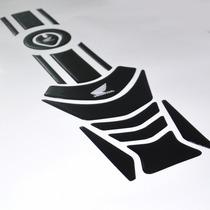 Protetor Tanque Faixa Bocal 3dm4 Moto Honda Cg Titan 125 150