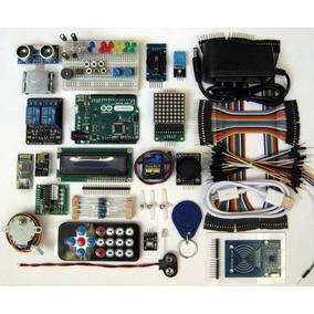 Arduino Leonardo Kit Completo Bluetooth Wifi Rfid Rele2