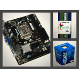 Kit 6ta Generación Pentium G4400 4gb Ram Ddr4 H110m