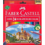 Colores Fabercastell 24 Colores