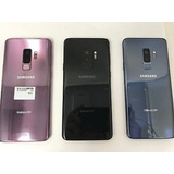 Samsung Galaxy S9+ Plus Sm-g965f - 64gb - Black Purple Blue