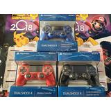 Control Dualshock 4 Original Ps4 Inalámbrico Sony Nuevo