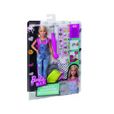 Muñeca Barbie Style Emoji A La Moda Accesorios Ropa