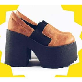 Zapatos De Mujer Altos Plataforma Nuevos