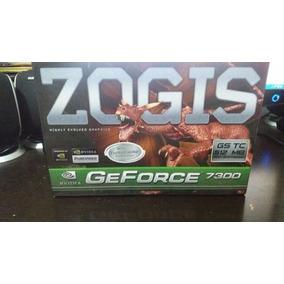 Placa De Video Geforce Gf 7300gt 512mb Aceito Mercado Pago