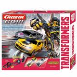 Autopista Electrica De Transformers Carrera