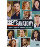 Grey ´ S Anatomy Novena Temporada 9 Nueve Serie Tv Dvd