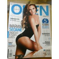 Mariana Seoane Revista Open