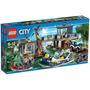 Lego City 60069 Delegacia Da Policia Do Pantano